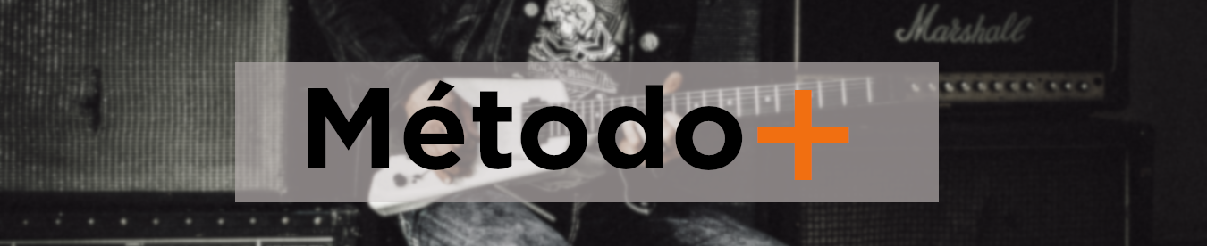 método plus de RGE curso intensivo de guitarra