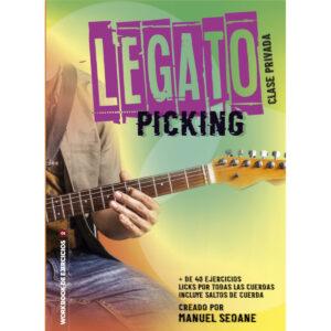Legato Picking workbook Manuel Seoane RGE