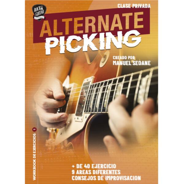 Alternate Picking workbook Manuel Seoane RGE
